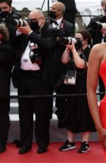 KAT GRAHAM at Les Intranquilles Screening at 74th Cannes Film Festival 07/16/2021