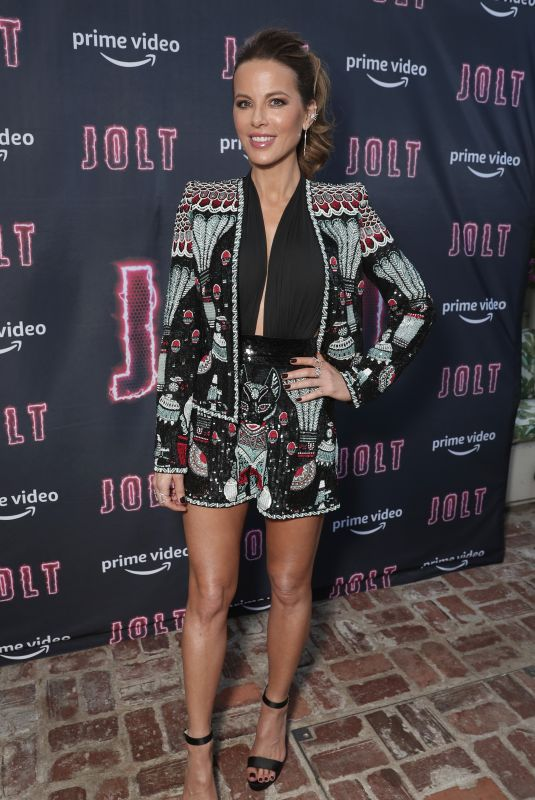 KATE BECKINSALE at Jolt Special Screening in Los Angeles 07/19/2021
