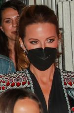 KATE BECKINSALE Leaves Jolt Premiere Party in West Hollywood 07/19/2021