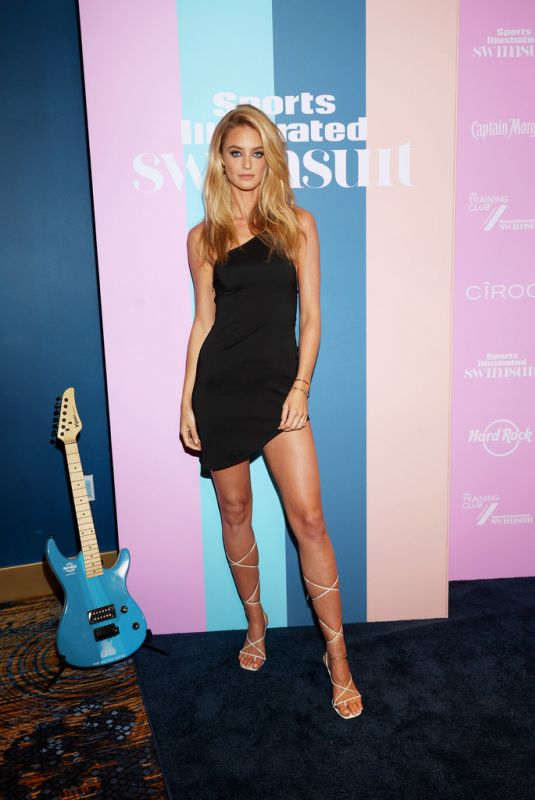 KATE BOCK at Sports Illustrated Swimsuit 2021 Private Event in Hollywood 07/24/2021
