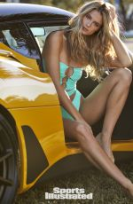 KATE BOCK in Sports Illustrated Swimsuit 2021
