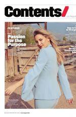 KATE HUDSON in Entrepreneur Magazine, July/August 2021