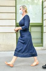 KATY PERRY Out Shopping in Paris 07/07/2021