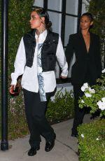 KEHLANI Arrives at Justin Bieber