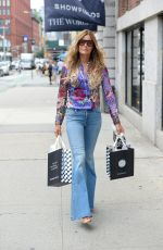 KELLY BENSIMON Out Shopping at Showfields in New York 07/18/2021