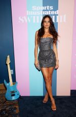 KELSEY MERRITT at Sports Illustrated Swimsuit 2021 Private Event in Hollywood 07/24/2021