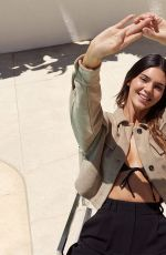 KENDALL JENNER for About You Clothing Line, July 2021