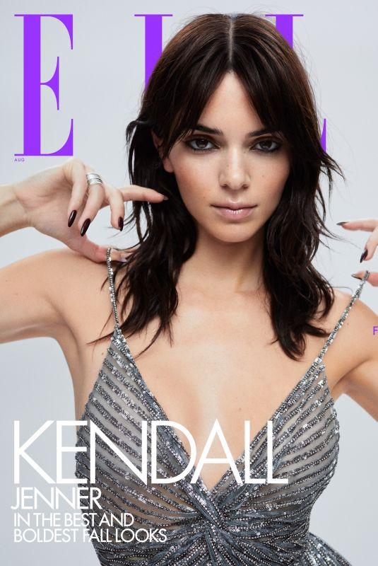 KENDALL JENNER in Elle Magazine, August 2021