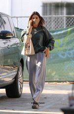KENDALL JENNER Out and About in Beverly Hills 07/26/2021