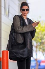 KENDALL JENNER Out for Lunch in Beverly Hills 07/13/2021