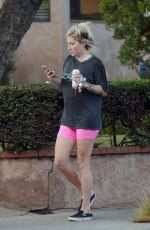 KESHA Out Jogging in Los Angeles 07/26/2021