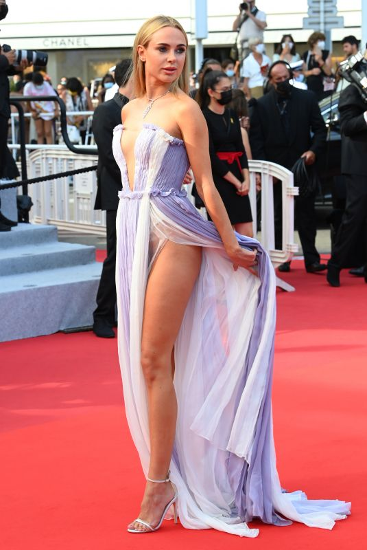 KIMBERLEY GARNER at France Screening at 74th Annual Cannes Film Festival 07/15/2021