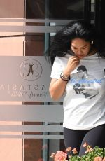 KIMORA LEE SIMMONS Out in Beverly Hills 07/22/2021