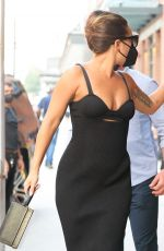 LADY GAGA Out in New York 07/26/2021