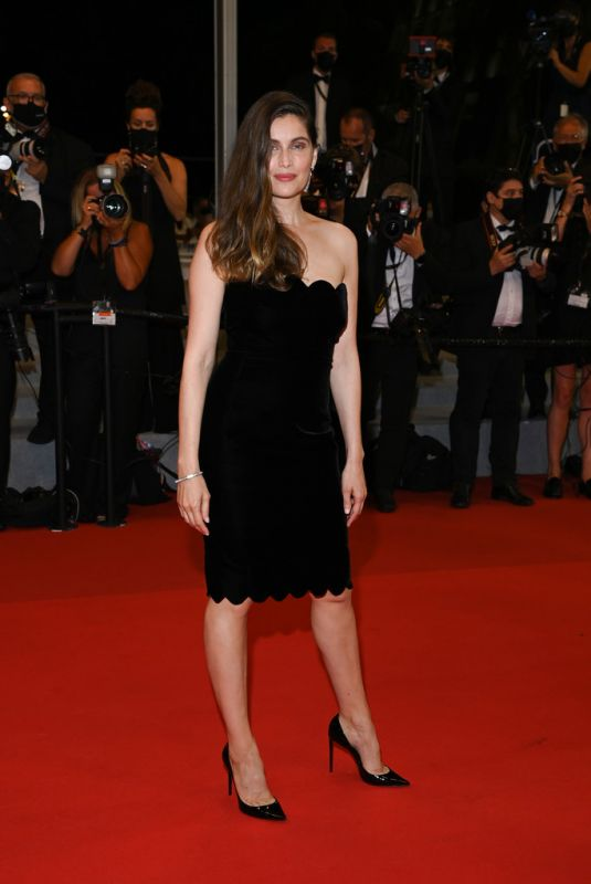 LAETITIA CASTA at Bac Nord Screening at 74th Annual Cannes Film Festival 07/12/2021
