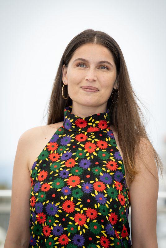 LAETITIA CASTA at La Croisade Photocall at 2021 Cannes Film Festival 07/12/2021