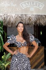 LAIS RIBEIRO at Sports Illustrated Swimsuit Edition 2021 Launch in Hollywood 07/23/2021