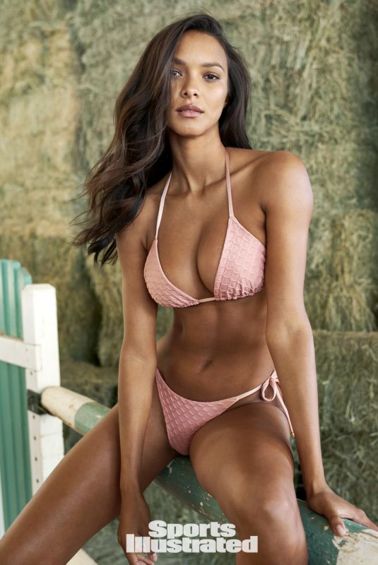 LAIS RIBEIRO in Sports Illustrated Swimsuit 2021