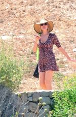 LAURA WHITMORE Out on Vacation in Majorca 07/28/2021