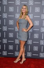 LAURA WOODS at Dazn x Matchroom VIP Launch in London 07/27/2021
