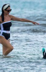 LAUreN SILVERMAN in Swimsuit in Barbados 07/25/2021