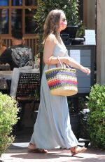 LEIGHTON MEESTER Out for Lunch in Brentwood 07/20/2021