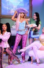 LITTLE MIX Waxwork Unveiled at Madame Tussauds, 2021