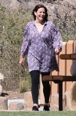 LIV TLER at a Playground in Malibu 07/27/2021