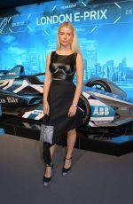 LOTTIE MOSS at ABB FIA Formula E Heineken London E-Prix in London 07/25/2021
