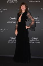 LOU DOILLON at Kering Women In Motion Awards at 74th Cannes Film Festival 07/11/2021
