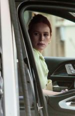 MADELAINE PETSCH at a Gas Station in Hollywood 07/22/2021