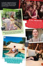 MADELAINE PETSCH in Star Systeme Magazine, August 2021