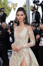 MAHLAGHLA JABERI at France Screening at 74th Cannes Film Festival 07/15/2021