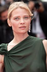 MELANIE THIERRY at The French Dispatch Screening at 2021 Cannes Film Festival 07/12/2021