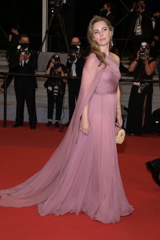 MELISSA GEORGE at Bergman Island Screening at 74th Cannes Film Festival 07/11/2021
