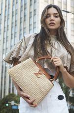 MIRANDA KERR for Louis Vuitton Capucines, 2021