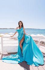 NADINE MIRADA - Cannes Film Festival Photoshoot 07/14/2021