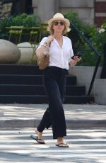 NAOMI WATTS Out and About in New York 07/24/2021