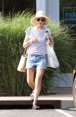 NAOMI WATTS Out Shopping in New York 07/27/2021