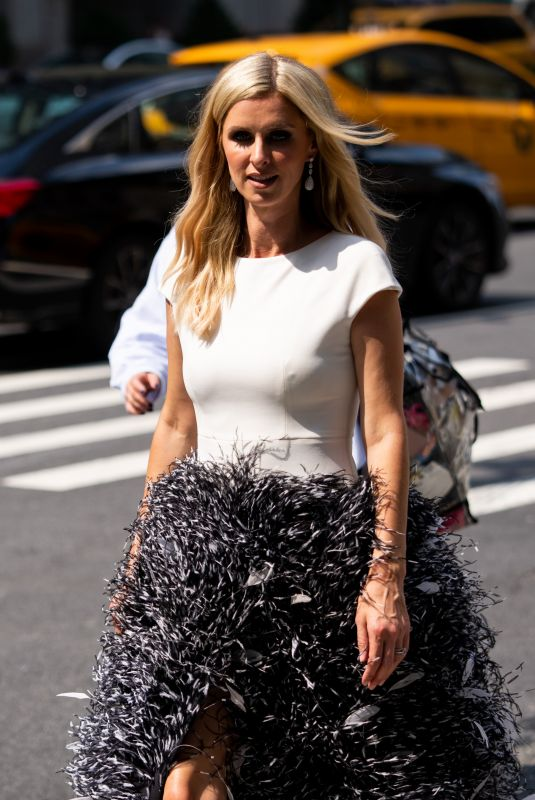 NICKY HILTON at a Photoshoot for Avenue Magazine in New York 07/27/2021