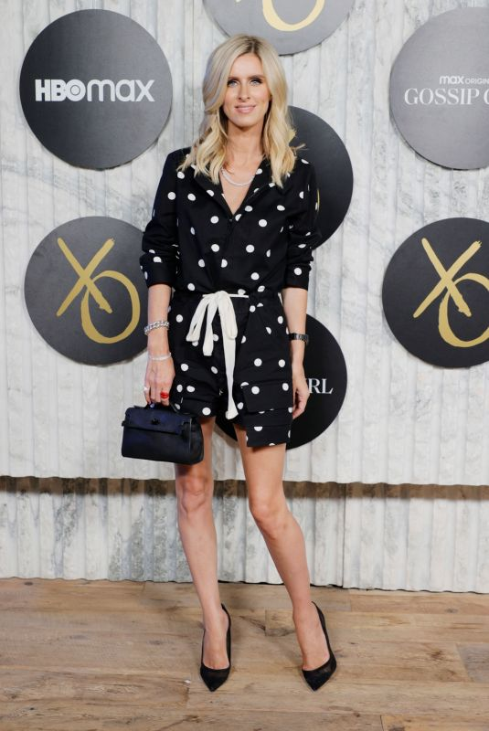 NICKY HILTON at HBO Max Gossip Girl Launch Event + Monse Fashion Show in Brooklyn 07/07/2021