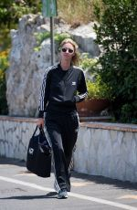 NICKY HILTON Out in Capri 07/30/2021