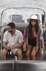 NICOLE SCHERZINGER and Thom Evans on Vacation in Mykonos 07/04/2021