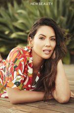 OLIVIA MUNN in NewBeauty Magazine, Summer 2021