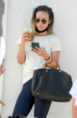 OLIVIA WILDE Out for Coffee in Los Angeles 07/22/2021