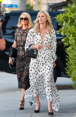 PARIS and NICKY HILTON Out in Santa Monica 07/19/2021