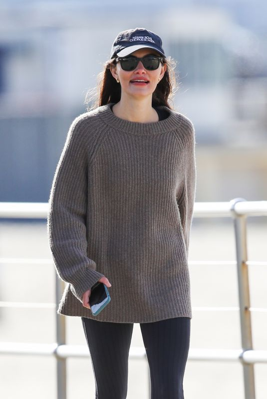 PHOEBE TONKIN Out and About in Sydney 07/05/2021