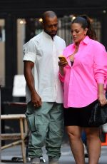 Pregnant ASHLEY GRAHAM Out in New York 07/15/2021