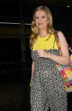 Pregnant RACHEL RILEY Leaves Media City in Manchester 07/12/2021