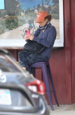 RENEE ZELLWEGER Shopping at Whole Foods in Los Angeles 07/03/2021